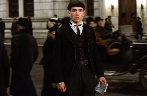 film fantastic beasts - credence