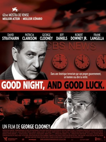 rekomendasi film - Good Night, and Good Luck (2005)