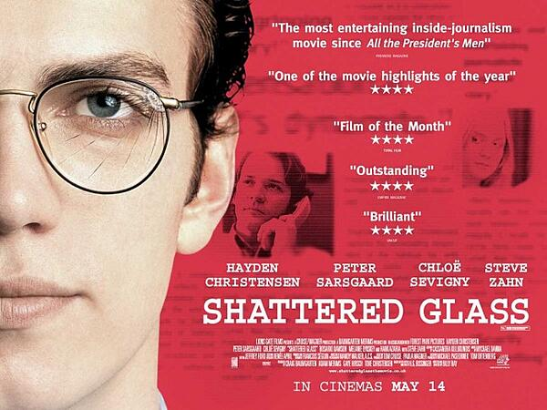 rekomendasi film - Shattered Glass (2003)