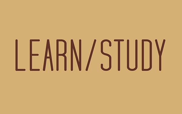 Learn and Study