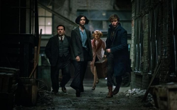 film fantastic beasts - jacob, tina, queenie, scamander