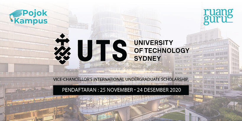 easiswa dari University of Technology Sydney (UTS)