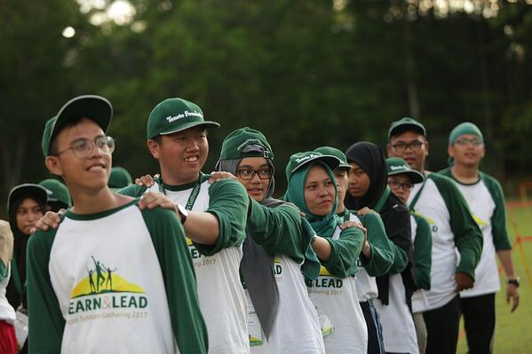 Program beasiswa TELADAN Tanoto Foundation
