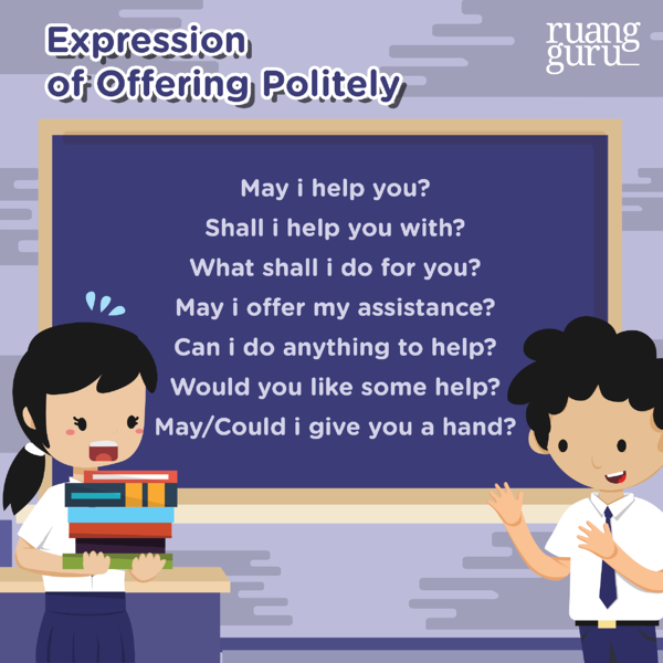expression of polite