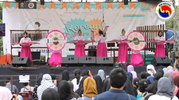 Korean Culture Day, Universitas Indonesia 2016