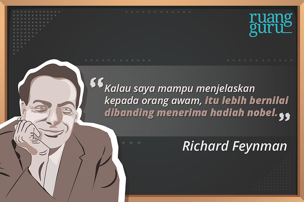 quote richard feynman